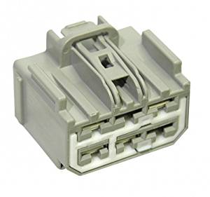 Husky 31857 Square to Flat T-Style Brake Controller Adapter