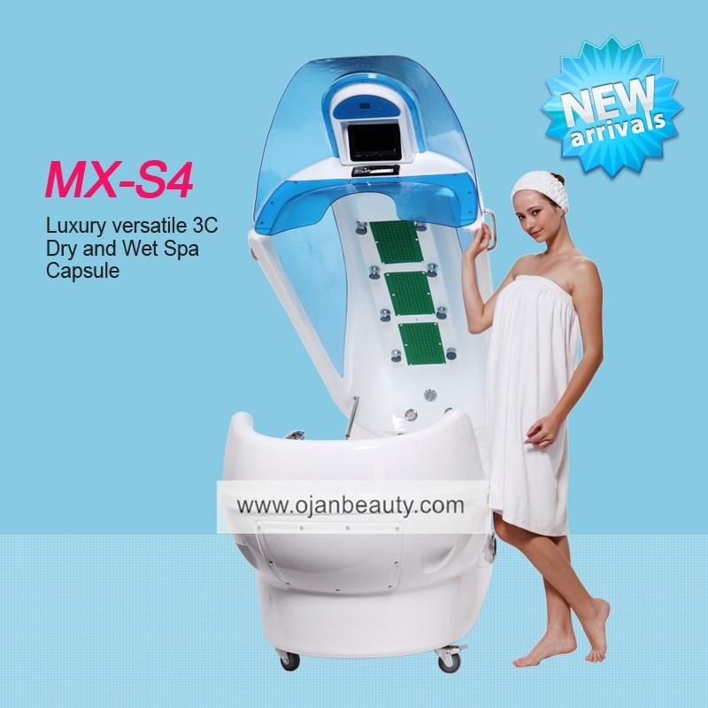Water Jet Massage Bed Spa Capsule Wet Spa Capsule - Buy Wet Spa ...