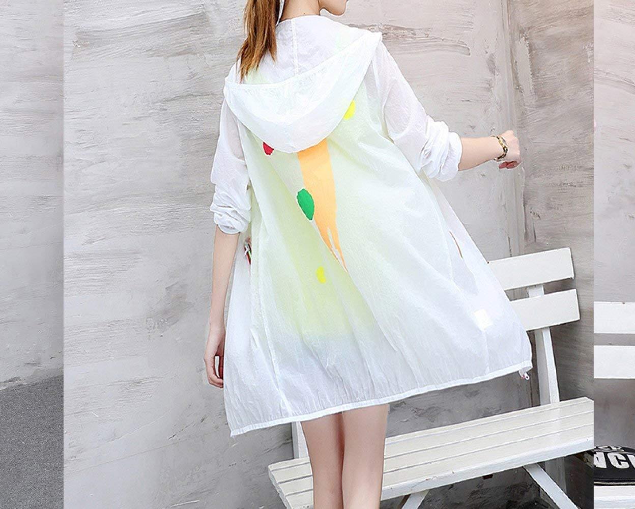 MOM 2018 summer women's sun protection clothing women's casual sunscreen clothing chiffon shirt long sleeve jacket