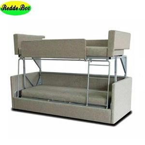 Cefaeed7447f Hot Products Convertible Bunk Bed Couch Folds Out