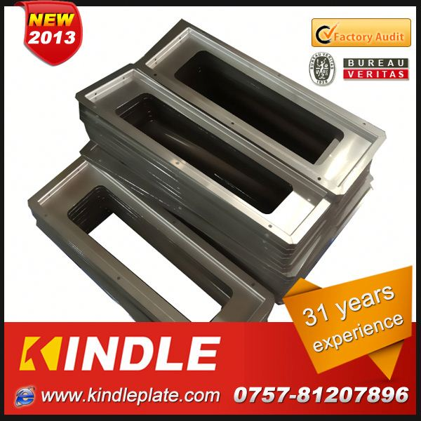 Kindle sheet generator acoustic enclosure used sheet metal bending machines