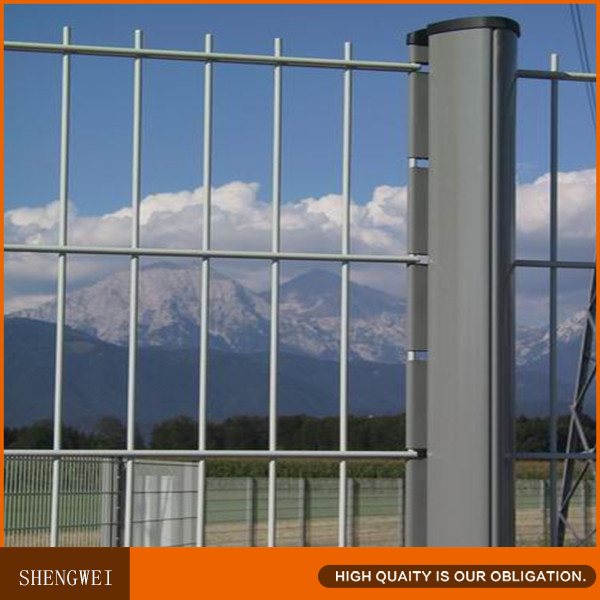Top quality powder coating Sports Surround Mesh Fence