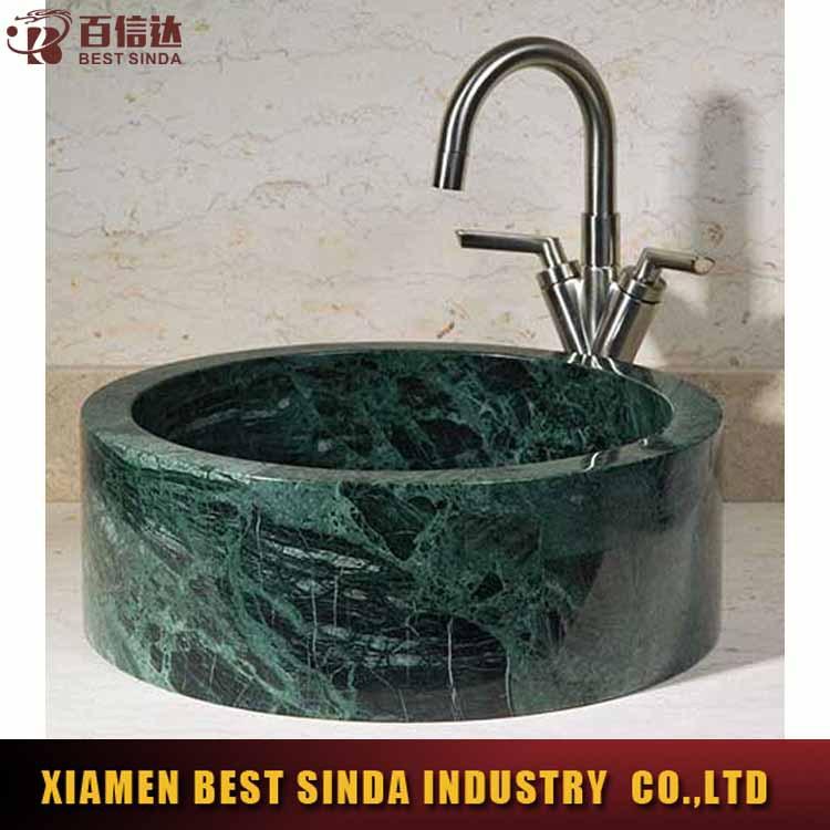 indienne for t marbre vert petite taille vier lavabo de salle de bain id de produit 60119812066. Black Bedroom Furniture Sets. Home Design Ideas