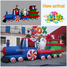 inflatable christmas train inflatable christmas train suppliers and manufacturers at alibabacom