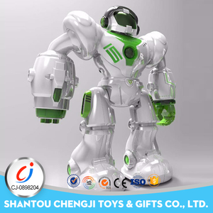 2017 price china Popular intelligent education rc fighting toy children's robot