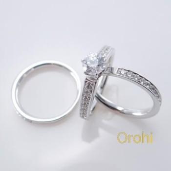 Sdr2228---turkish Fashion Jewelry Wholesale 9k 14k 18k White Gold ...