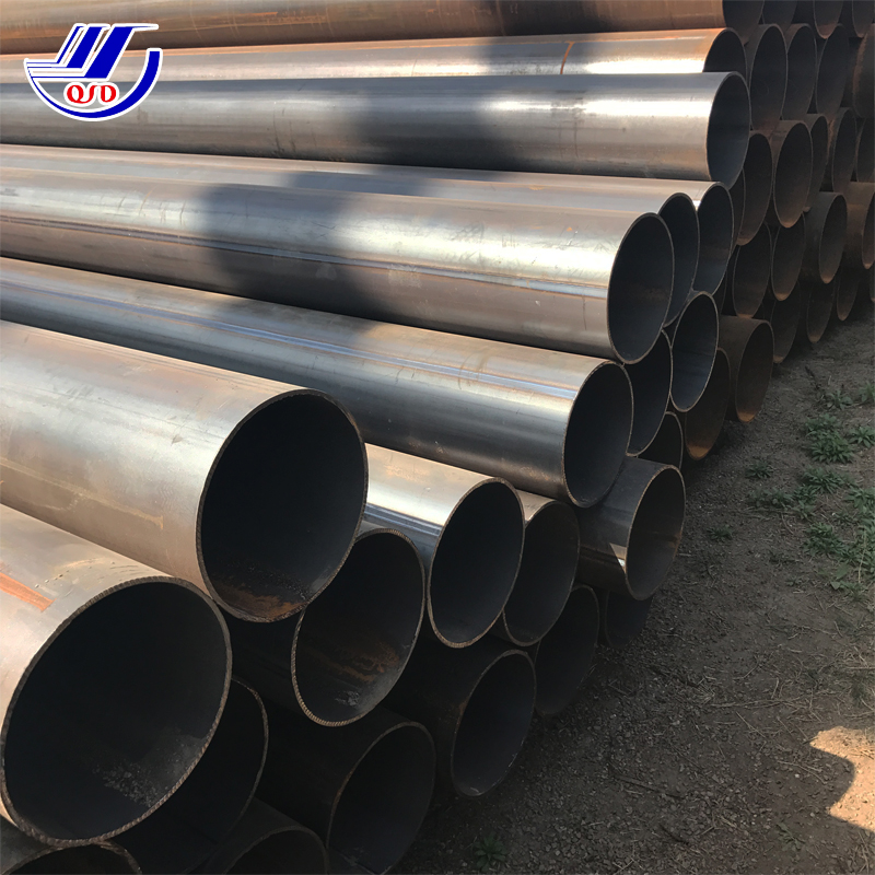 astm a53b erw steel pipe ! hard chrome plated steel tubes low carbon erw ms steel tube