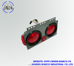 Truck-Lite Left Side Stop/Turn/Tail Module with Side Marker