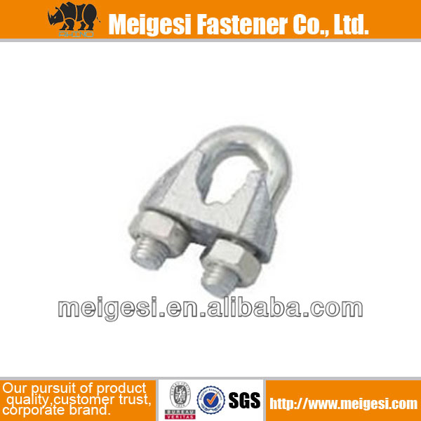 Din 741 Hook Shackle Wire Rope Clips Rigging Hardware