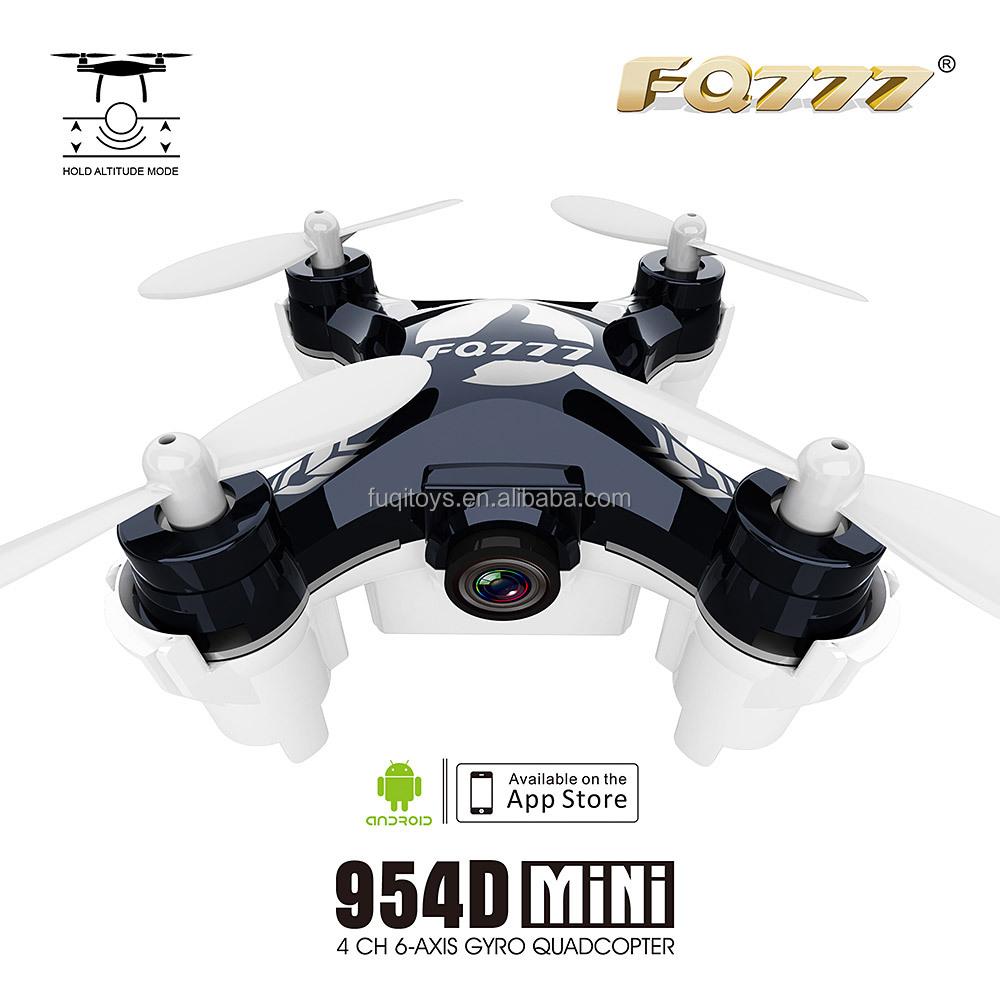 Fq777-954 Wifi Fpv Mini Drone With Con Camera Quadcopter Digital Video  Transmitter Fpv Camera Goggles Radio Control Drone Fpv - Buy Fpv