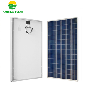 Clean energy Yangtze poly solar panel 300w