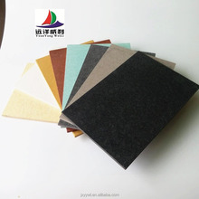 100% Non-Asbestos high density exterior wall fiber cement board similar with Hardie board