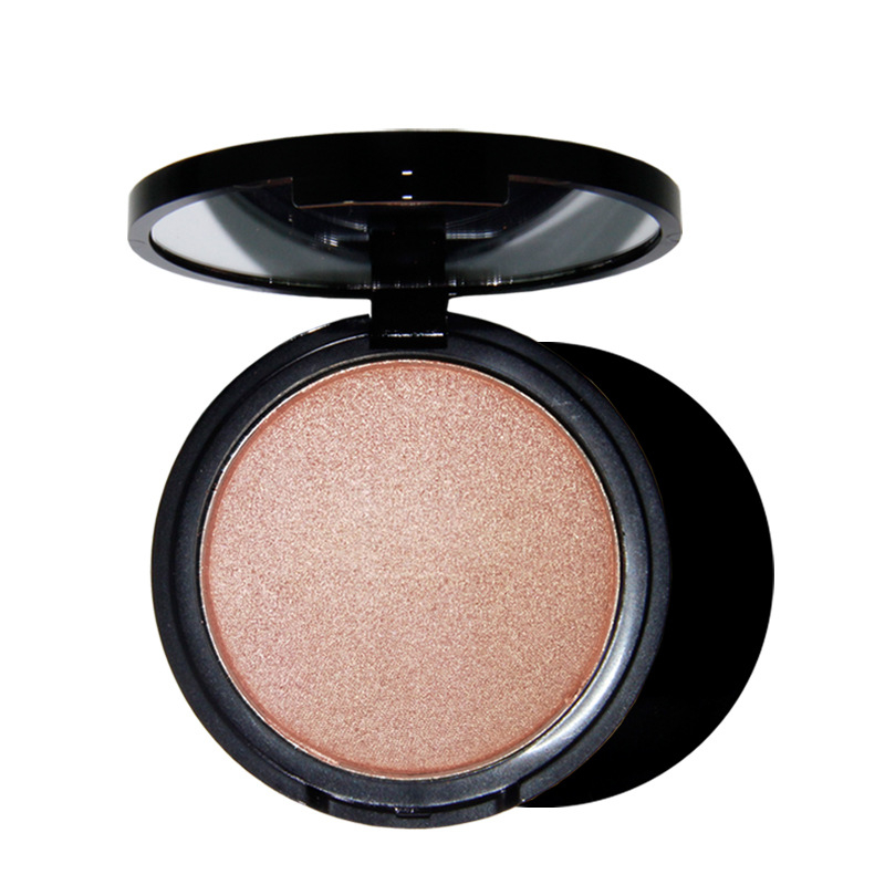 Wholesale Cosmetics Makeup Face Single Private Label 6 color single bottle High quality Face Makeup Highlighter