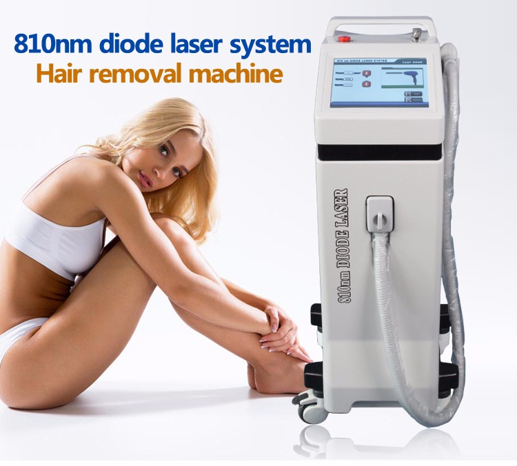 808nm diode laser permanent hair removal machine/808nm laser diode hair removal/laser diodo 808nm portable
