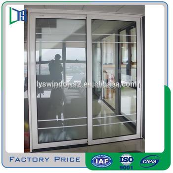 Aluminium Sliding Window Decorative Window Security Bars