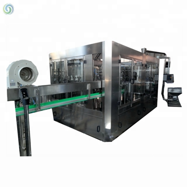 Krones Rotary Carbonated Beer Filling Machine Beer Plant Project Cost In India