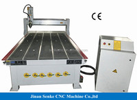 high quality vacuum bed 1325 wooden CNC router with Square orbit
