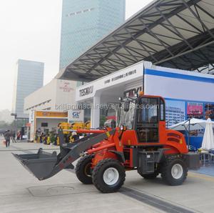 High Performance 1.6 Ton Front End Loader Tractor Loader