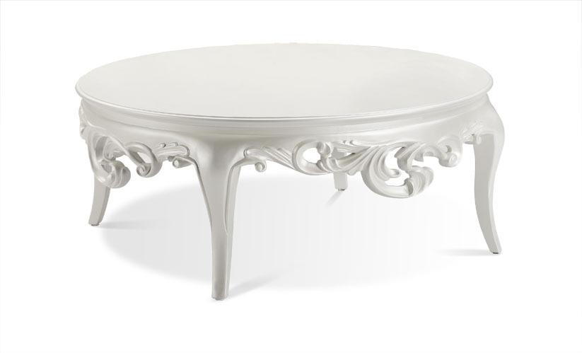 Witte kleur koninklijke prinses gesneden hout cococo barokke stijl salontafel buy product on - Tafel bois blanc vieilli ...