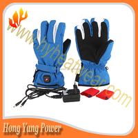 Men Outdoor Ski And Snowboard Gloves, Electric Ski Gloves