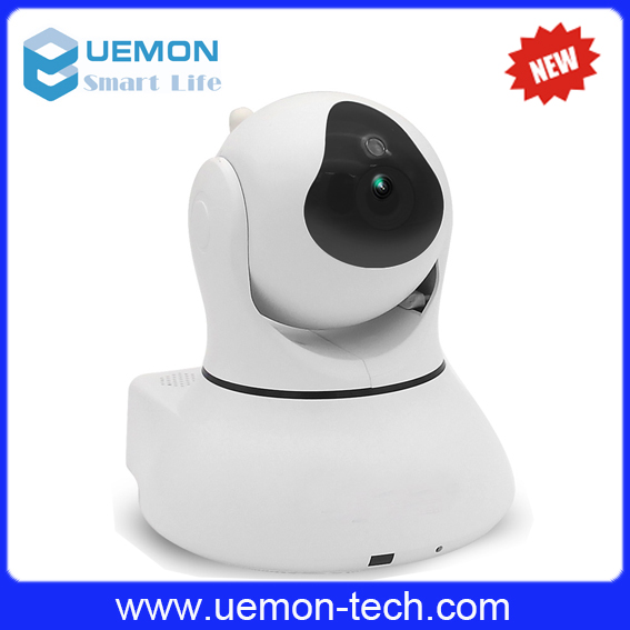 2016 intelligent home Mini wireless network night vision wifi ip camera