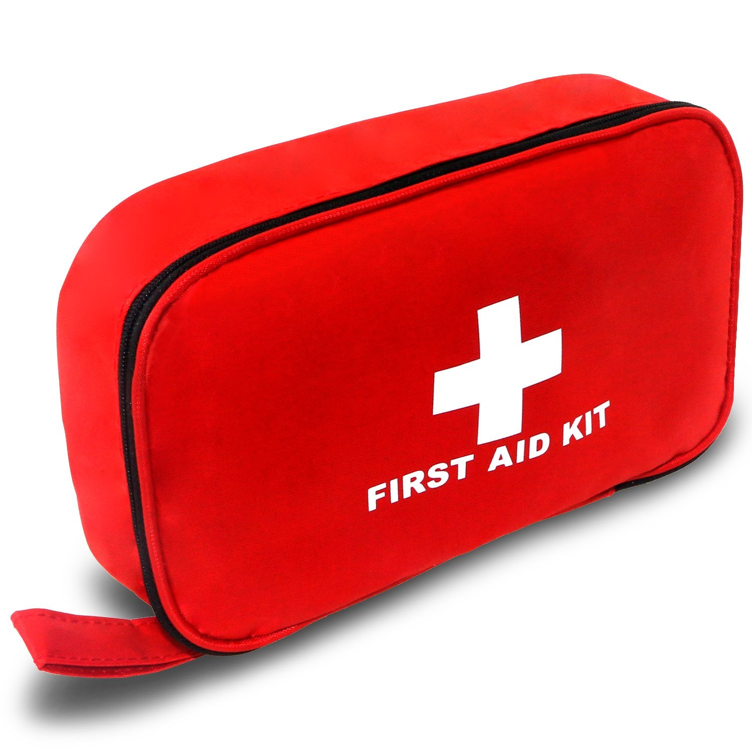GikPal 180 Piece First Aid Kit FDA Approved Complete Emergency Bag High Quality Medical Supplies for Medical Emergency, Home, Car, Camping, Hiking, Sport, Work, Office, Boat, Survival, and Traveling