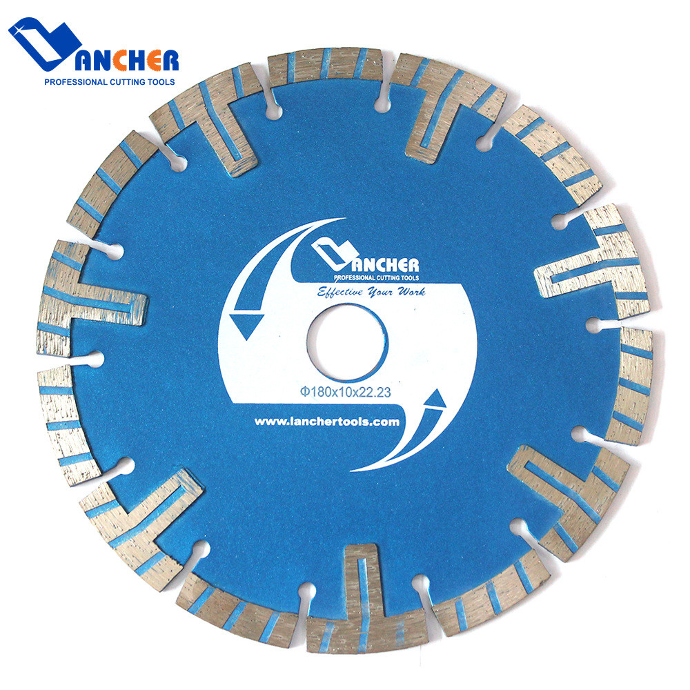 Lancher 긴 삶 딥 Teeth Diamond Blades