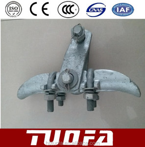 preformed suspension clamp for ADSS/OPGW Language Option more power line fitting-preformed suspension clamp for ADSS/OPGW power