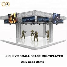 Taman multiplayer VR virtual shooting <span class=keywords><strong>game</strong></span>