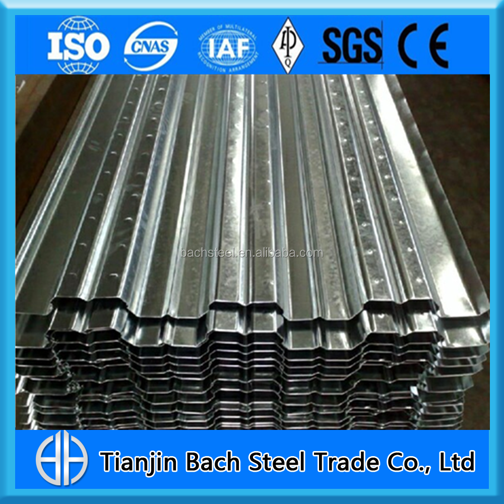 Chapa de acero galvanizado corrugado para techos cubiertas for Techos de metal para terrazas