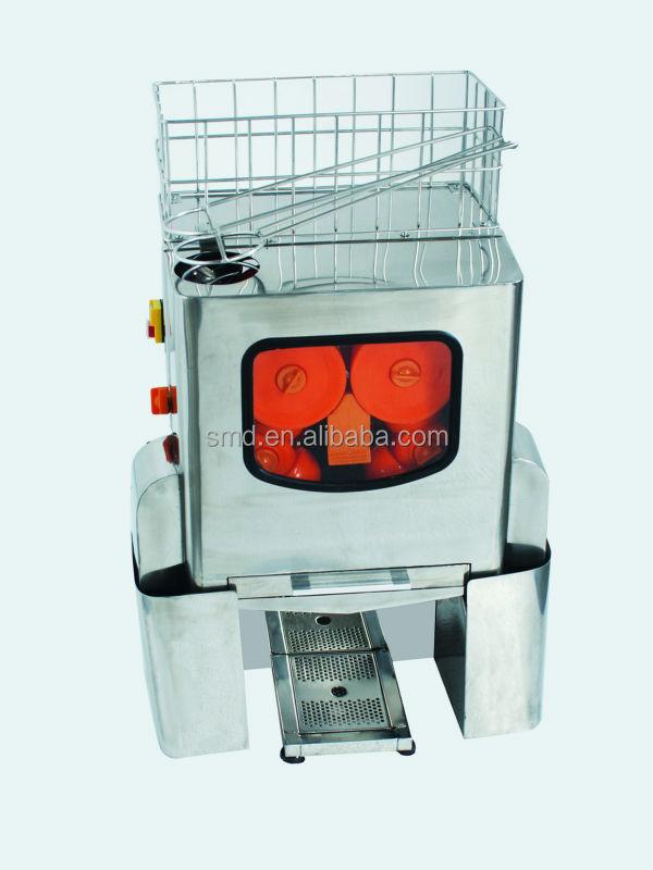automatic orange juice machine