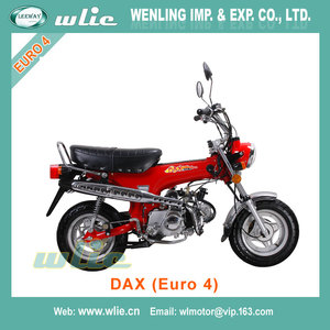 2018 New drum kit double front lamp minibike Dax 50cc 125cc (Euro 4)