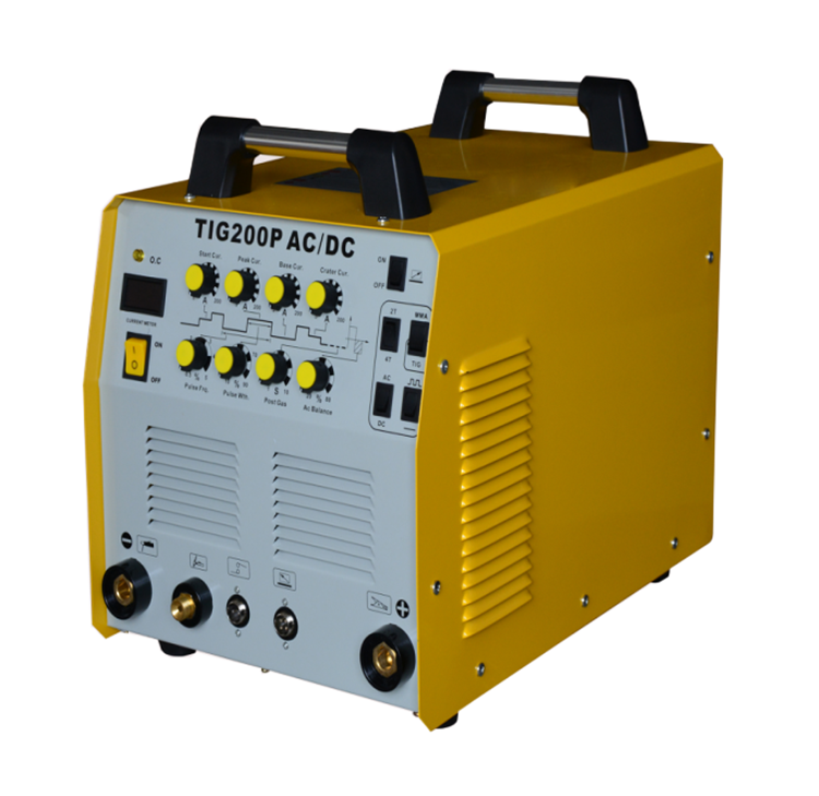 Super 200P AC DC Pulse TIG Welder for Sale