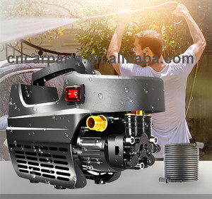 Portable Mini Electric High Pressure Washer for Car Wash