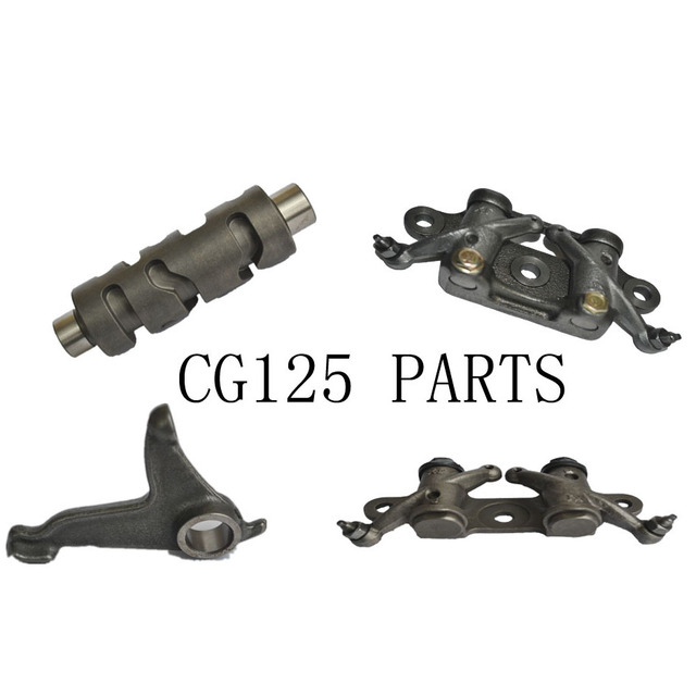 motorcycle engine part, CG125 rocker arm, 125cc motorcycle parts for motorcycle shineray