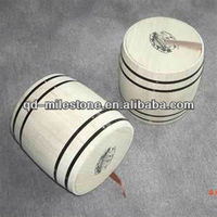 Small and light easy to carry insulated hot food barrel