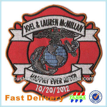 Custom embroidered patches no minimum buy embroidered for Custom embroidered work shirts no minimum