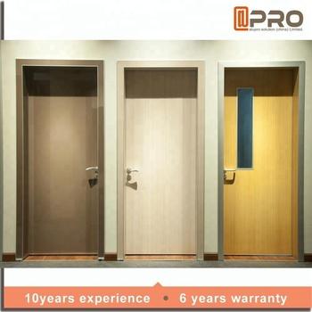 Portes Design Mdf Intérieur Chambre D\'hôpital Flush Salle Porte Intérieure  - Buy Porte Intérieure,Porte De Chambre Mdf,Prix De La Porte ...