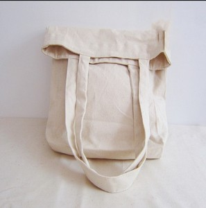 custom print promotional bulk 100% organic cotton canvas tote bag wholesale