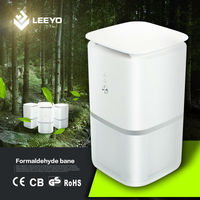Electrostatic Ionizer charcoal air purifier