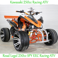 Automatic Street Legal Quad Bike 250cc Racing ATV for EU Market