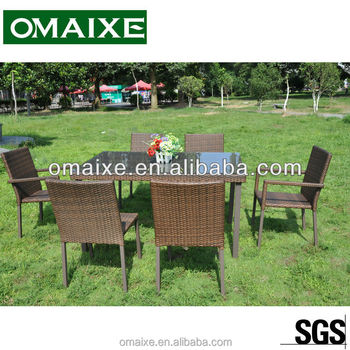 high quality dining rattan table set buy dining rattan set 6 french art deco high quality dining chairs solid