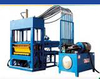 Alibaba China New designed QT4-15 full automatic hollow blocks&paving bricks machinery for africa
