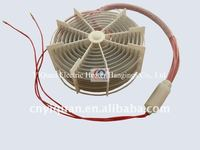 over the side gold plating industrial ptfe Heater