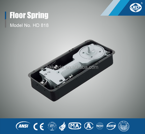 Good Price Door Closer Single Cylinder Floor Spring For 150kg Gate HD-818 floor spring hinge