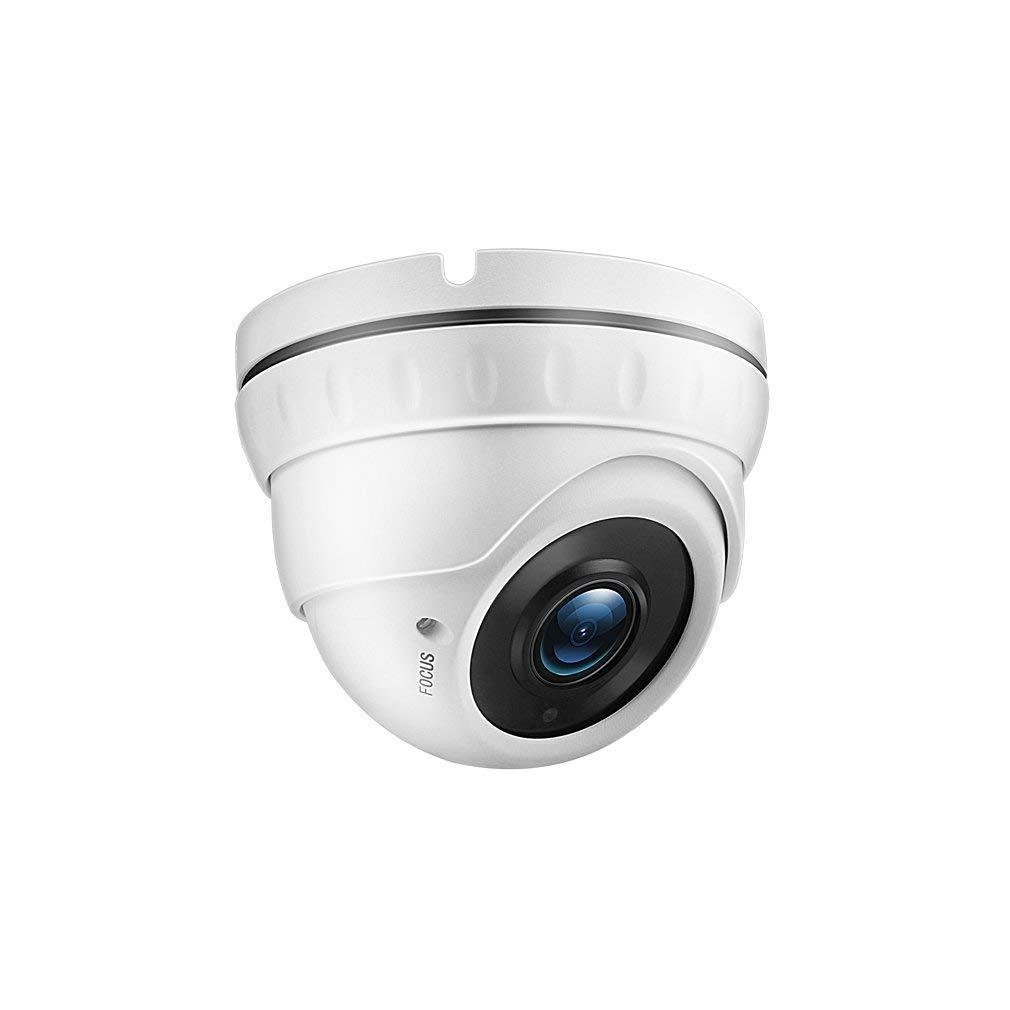 TMEZON AHD/TVI/CVI/VBS 960H CCTV Camera OSD HD 2.0MP 1080P 2.8-12mm Varifocal Zoom Focus 36IR LEDs Hybrid 4-In-1 Surveillance Security Camera