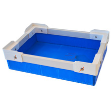Wholesale High Quality PP Corrugated Plastic Box Packaging Plastic Containers