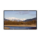 Outdoor indoor 120inch Portable Projector screen PS-10