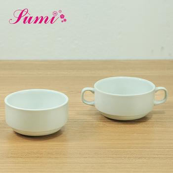 Porcelain Microwave Soup Cup