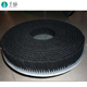 China made nylon / wire material bristle abrasive brush disc for polishing and deburring